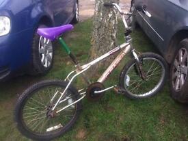 Cheap bmx ideal track bike