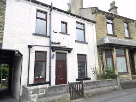 2 Bedroom Terraced House to let / rent in BD7 Bradford DSS Welcome