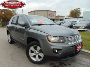 2014 Jeep Compass DUAL DVD-NORTH EDITION
