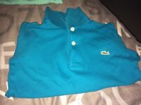 Lacoste Polo Shirt (3-4 years)