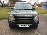 LAND ROVER DISCOVERY 2.7 AUTO TDV6 XS GREEN