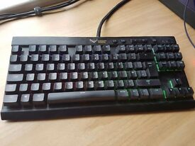 Corsair k65 rgb mechanical keyboard