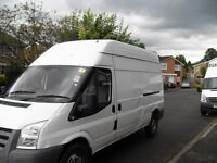 MAN AND A VAN HOUSE FLAT GARAGE CLEARENCES SMALL MOVES ETC