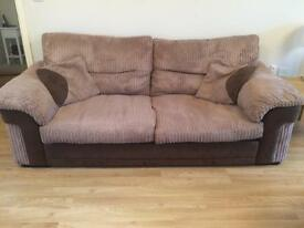Sofa 3 and 2 seater