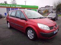7 SEATER RENAULT GRAND SCENIC 1.6 MANUAL IN TOP CONDITION. 1 YEAR MOT. 2 KEYS. 2 OWNERS