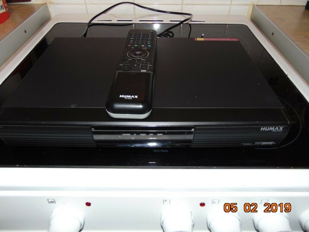 humax pvr recorder model pvp 9150t/gb in good condition | in Sheffield,  South Yorkshire | Gumtree