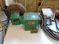 Valex Model SM150 Bench Grinder and Sharpener ,