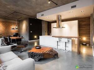 560 000$ - Loft à Ville-Marie (Centre-Ville et Vieux Mtl)
