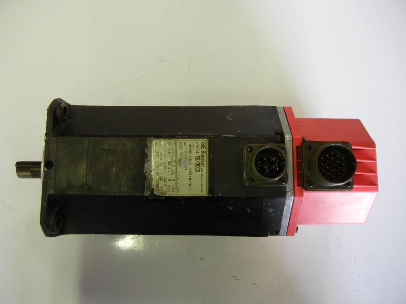 GE FANUC MOTOR A06B-0514-B581#7008 USED A06B0514B581