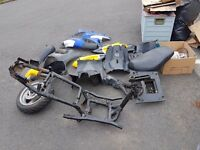 3 Scooter for spares job lot 50cc £45