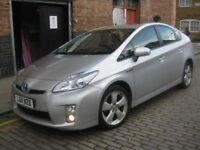 TOYOTA PRIUS T SPIRIT HYBRID ELECTRIC 2011 #### PCO UBER ACCEPTED #### 5 DOOR HATCHBACK