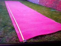Carpet underlay, tred air, luxury BARGAIN! £20