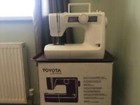 sewing machine [toyota]