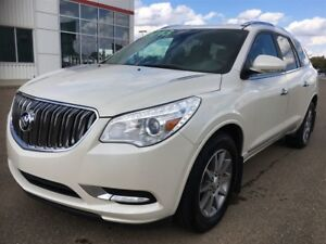 2013 Buick Enclave LEATHER, AWD, ONE OWNER,