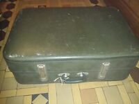 Vintage cheney suitcase