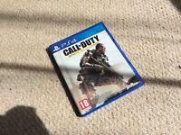 PS4 Call of Duty - Advanced Warfare