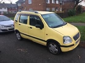 Suzuki wagon r automatic gearbox 1.3 small engine first car not 1 litre 1.2