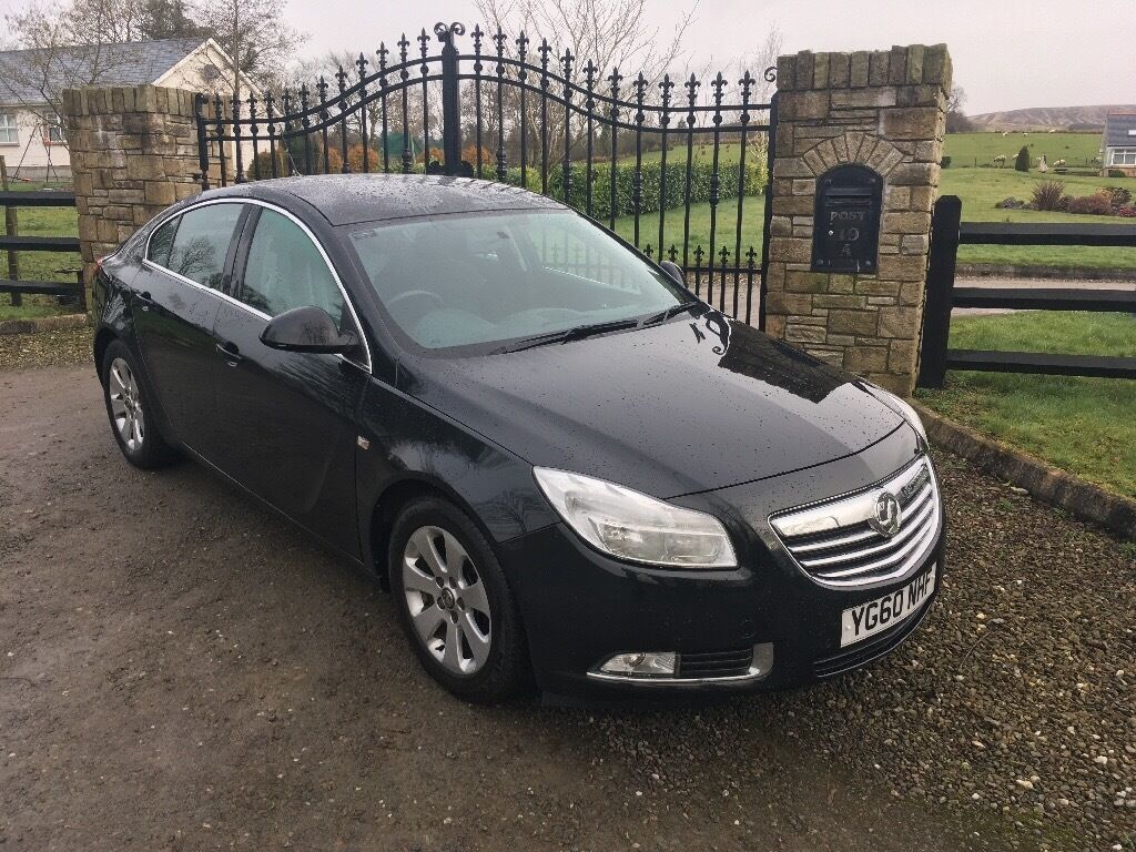 2010 vauxhall insignia 2 0 cdti black sri low mileage stunning in omagh county tyrone. Black Bedroom Furniture Sets. Home Design Ideas