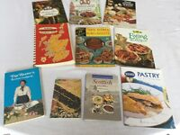 Job Lot of Recipe Books - All for Just £1