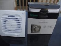 NEW BATHROOM 100MM EXTRACTOR FAN BY XPELAIR MODEL VX100
