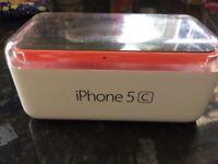 I phone 5c pink 8gb