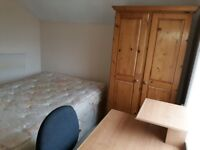 LARGE FURNISHED DOUBLE. ALL BILLS INC! SUNNY BEDROOM, BRASSEY ROAD