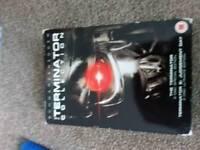 Terminator DVD box set