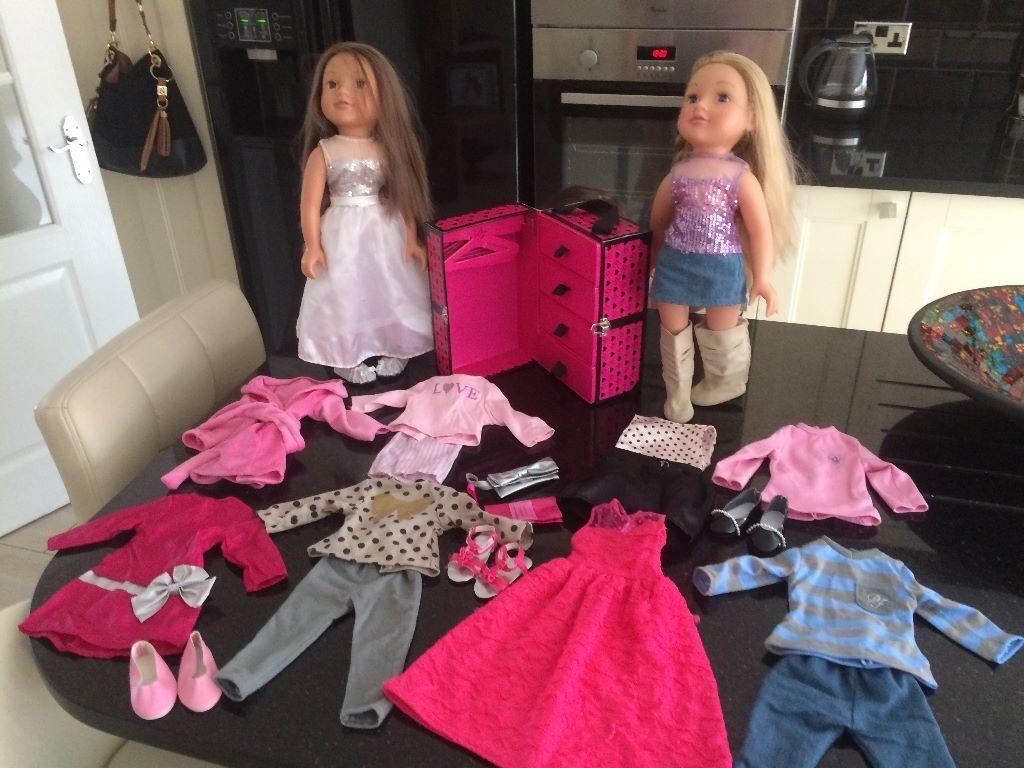 Designer Friends Dolls And Clothes Argos In Boldon