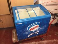 Ice Cream Fridge
