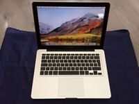 MACBOOK PRO 13inch [YEAR 2011] i5 8GB RAM 1TB HARD DRIVE collection from shop L844