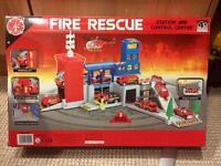 Brand New Fire Rescue