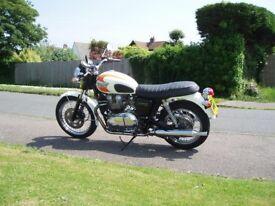 Triumph Bonneville T100 865 2006/56