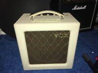 Vox AC4 TV8 4 watt class A valve guitar amplifier