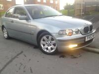 ☆★☆52 bmw 320td compact☆★☆swap, px, ford, Peugeot, vauxhall, mazda, audi, vw