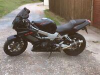 Honda VTR Firestorm 1998