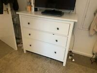 Hemnes 3 Drawers