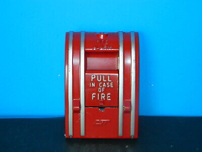 Est Edwards Siga-270 Fire Alarm Pull Station