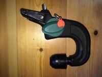 Towbar - Landrover Quick Release Swan neck Towbar (Genuine Landrover Part)