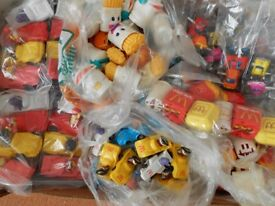 Vast Accumulation of Original Vintage McDonalds Fast Food Happy Meal Toys and Figures.