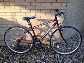Bike - Trax T700