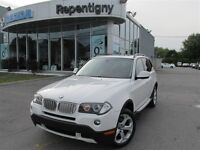 2010 BMW X3 xDrive30i/EXECUTIVE EDITION/PREMIUM PACKAGE/
