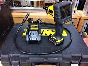 Caméra d'inspection 12V DEWALT DCT410 ***ÉTAT NEUF*** #P022008