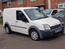 FORD TRANSIT CONNECT 1.8 TDI 2003 WHITE