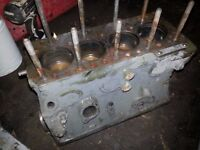 1100 Morris Minor Thick Deck Block - Balanced Crank