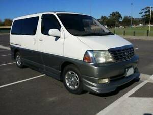 2002 Toyota Granvia Grand Hiace New Hydraulic Wheelchair Lifter Van Marion Marion Area Preview