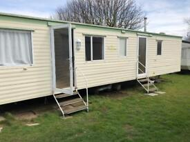 Static caravan / 36 foot for sale