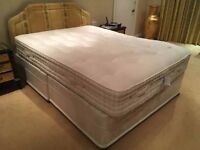 King Size Hemingway mattress by Feather & Black of Wilmslow