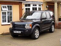 2006 LAND ROVER DISCOVERY 3 TDV6