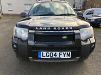 Facelift model Land Rover freelander 2ltr td4 HSE full leather top spec