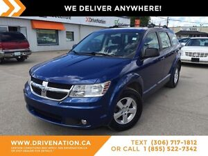 2010 Dodge Journey SE BLUE BEAUTY! LOW KM!